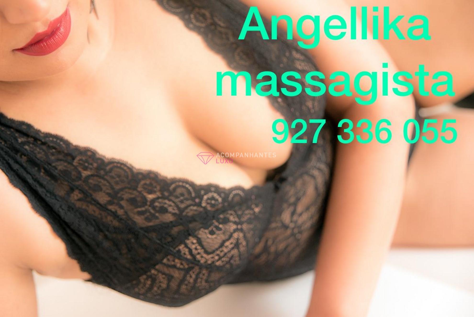 Angellika massagista